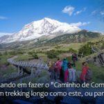 Continuando com o tema trekking