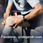 O Joelho da Pandemia – Proteja suas articulações