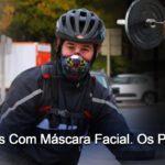 Exercícios Com Máscara Facial. Os Problemas